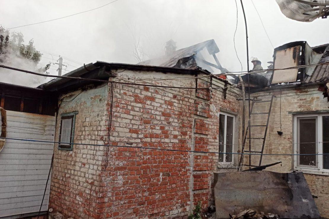 Новости Харькова: Под Харьковом в пожаре погиб 60-летний мужчина