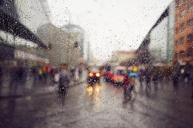 Новости Харькова: Лето начинается с дождей
