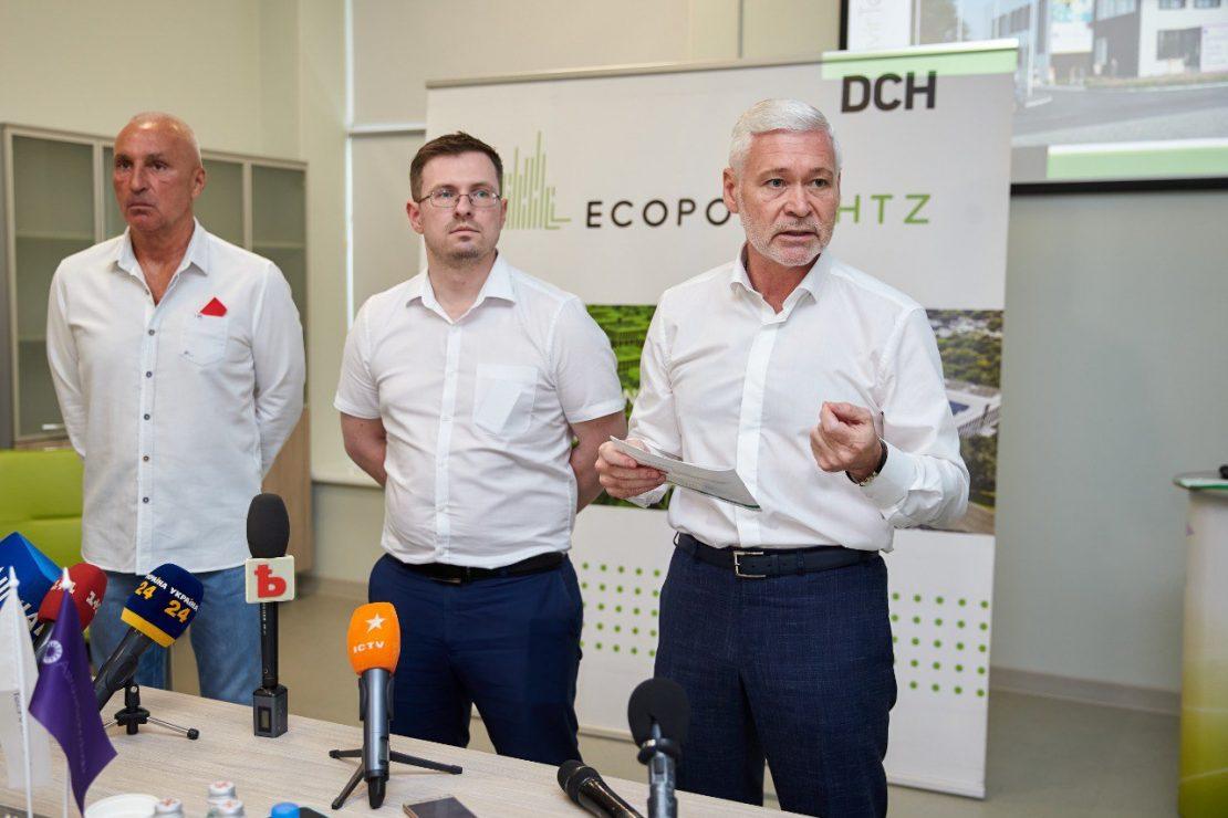 В Харькове открыли новый медицинский хаб. Новости Харькова