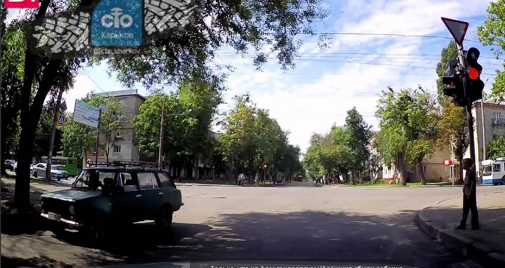 Новости Харькова: Школьник попал под автомобиль