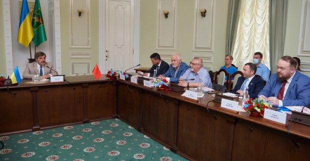Харьков делится опытом международного сотрудничества. Новости Харькова