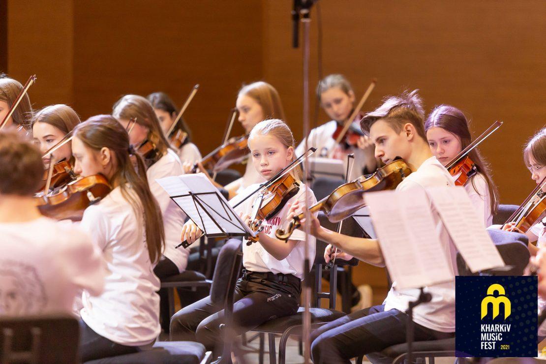 Новости Харькова: На сцене филармонии выступят юные таланты