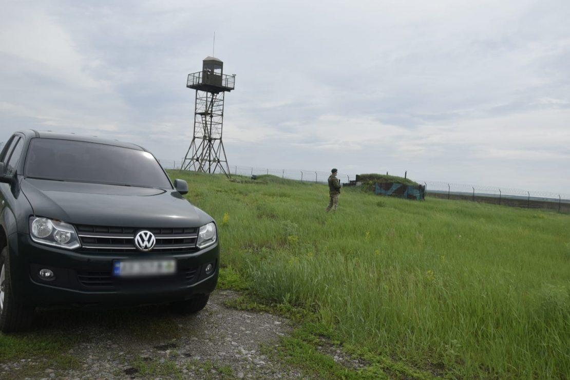 Новости Харькова: Злостного алиментщика задержали на границе