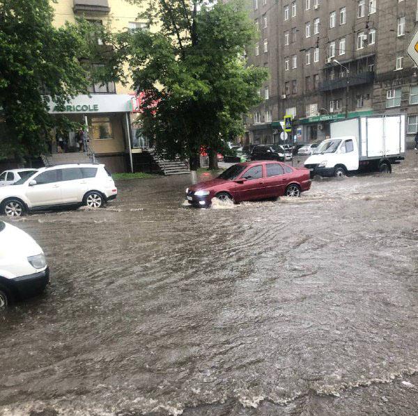Новости Харькова: Харьковчанам завтра лучше не забывать зонты