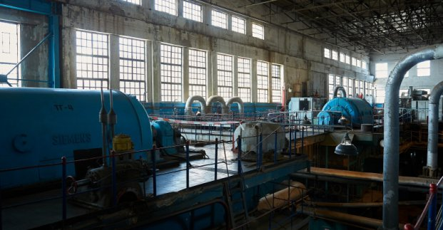 Новости Харькова: На ТЭЦ-3 запустили важную турбину