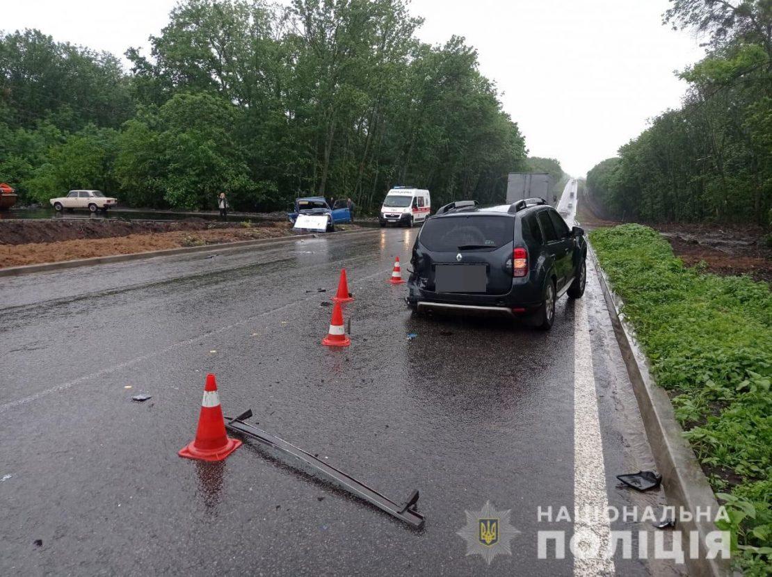 Новости Харькова: Водитель «под мухой» устроил аварию
