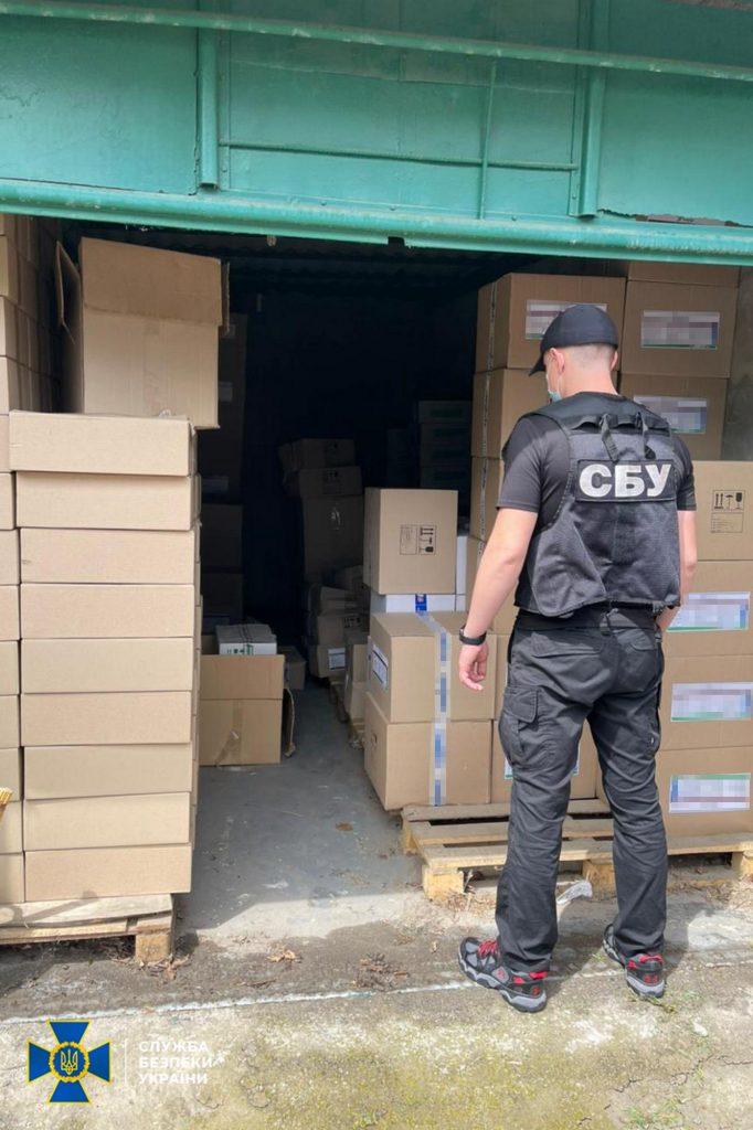 СБУ блокировала производство агрофальсификата. Новости Харькова