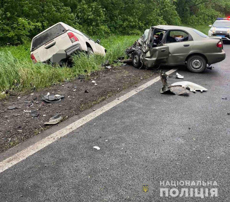 Новости Харькова: Под Харьковом в аварии погибли люди