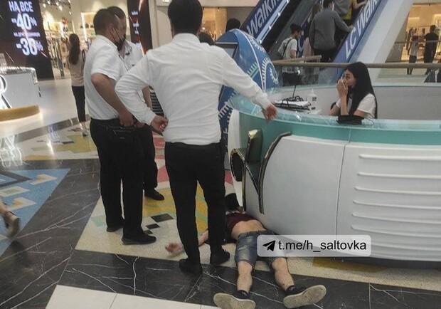 Попытка суицида в Никольском. Новости Харькова