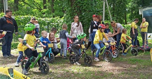 Новости Харькова: В Харькове прошли детские велозаезды