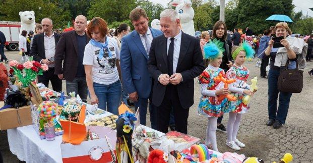 Новости Харькова: Харьковских школьников пригласили на праздник