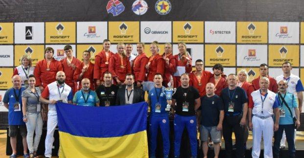 Спорт Харьков: Самбист из Харькова стал чемпионом Европы