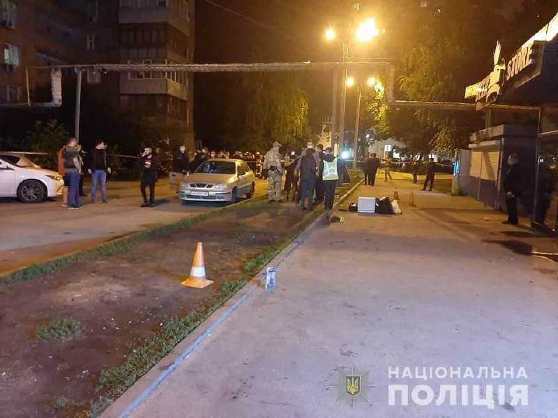 Новости Харькова: От взрыва гранаты пострадали пять человек