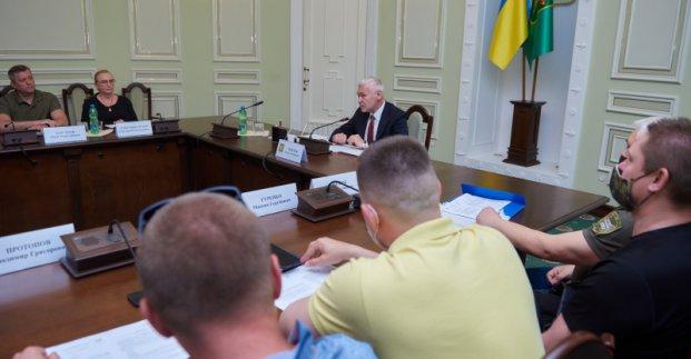 Ветеранам АТО помогут в горсовете. Новости Харькова
