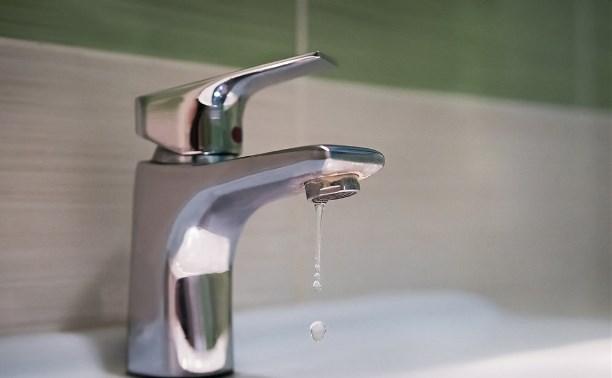 Новости Харькова: В Индустриальном районе сутки не будет воды