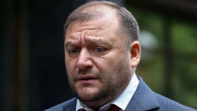 Добкин назвал сборную Украины уродами. Новости Харькова