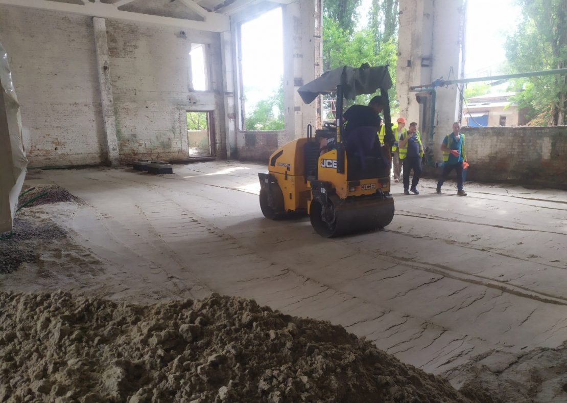 В Основянском районе модернизируют котельную. Новости Харькова