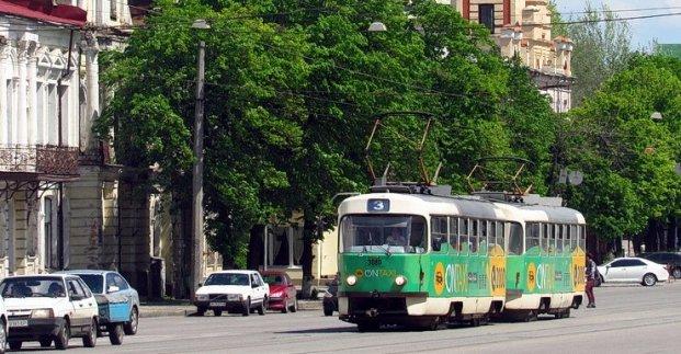 Движение трамвая №3 изменится. Новости Харькова