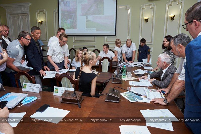 Личный прием горожан у Игоря Терехова. Новости Харькова