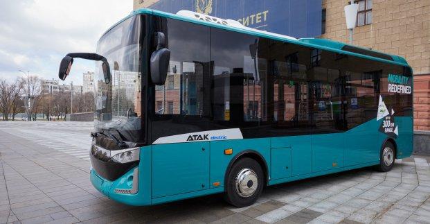 В Харькове появятся новые автобусы. Новости Харькова