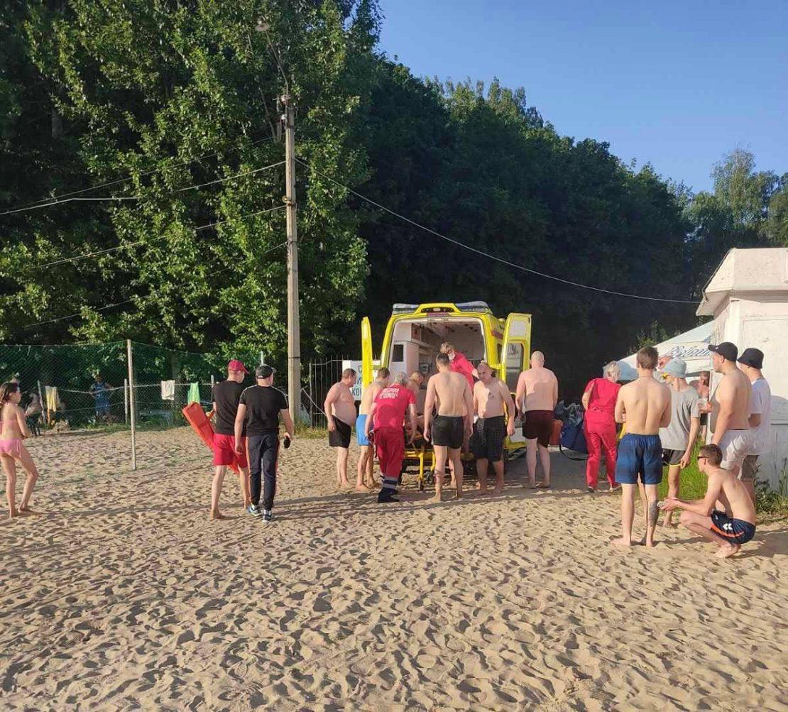Спасатели призвали харьковчан к трезвости. Новости Харькова