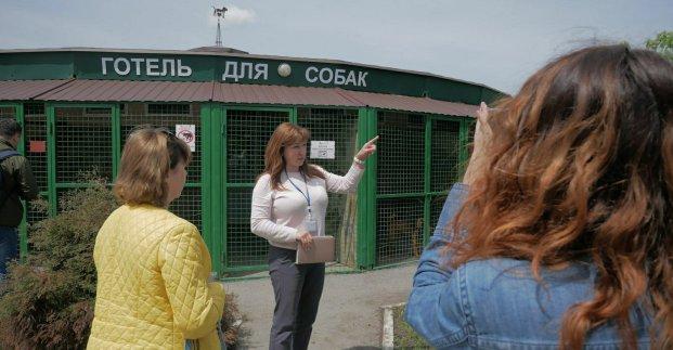 Новости Харькова: Харьков делится опытом обращения с животными
