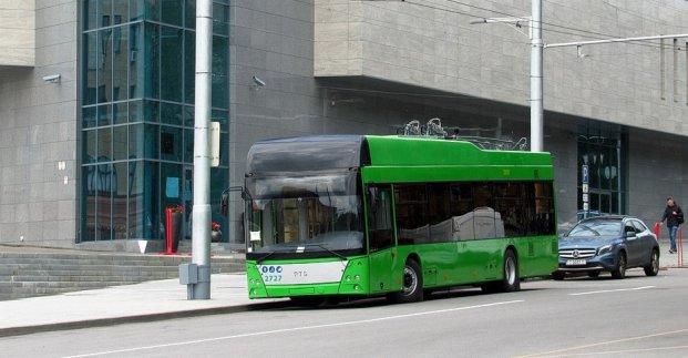 Новости Харькова: Город развивает транспортную инфраструктуру