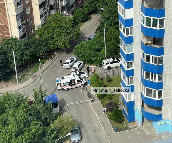 На Салтовке подстрелили мужчину. Новости Харькова