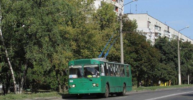 На Салтовке транспорт пойдет в обход. Новости Харькова