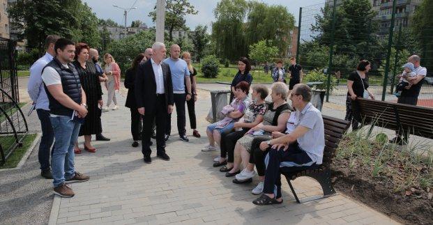 Две новые зоны отдыха в Харькове. Новости Харькова
