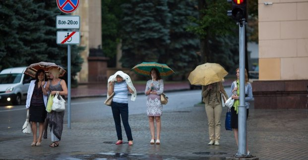 Новости Харькова: В первой столице снова дожди
