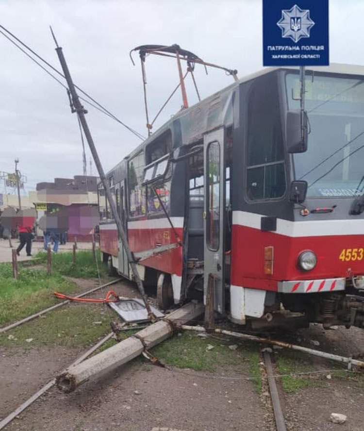 Новости Харькова: Двумя ДТП с пострадавшими занимается полиция