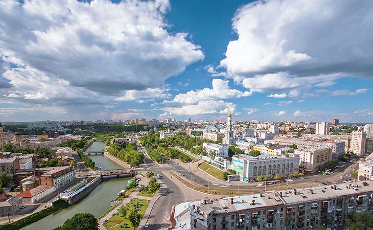Успешный Харьков - это пример для страны. Новости Харькова