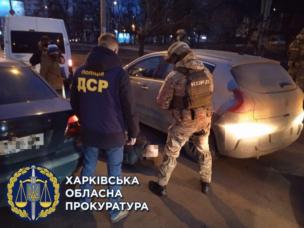 Трое харьковчан создали ОПГ. Новости Харькова