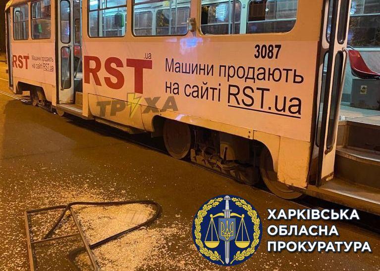 В Харькове будут судить трамвайного хулигана. Новости Харькова