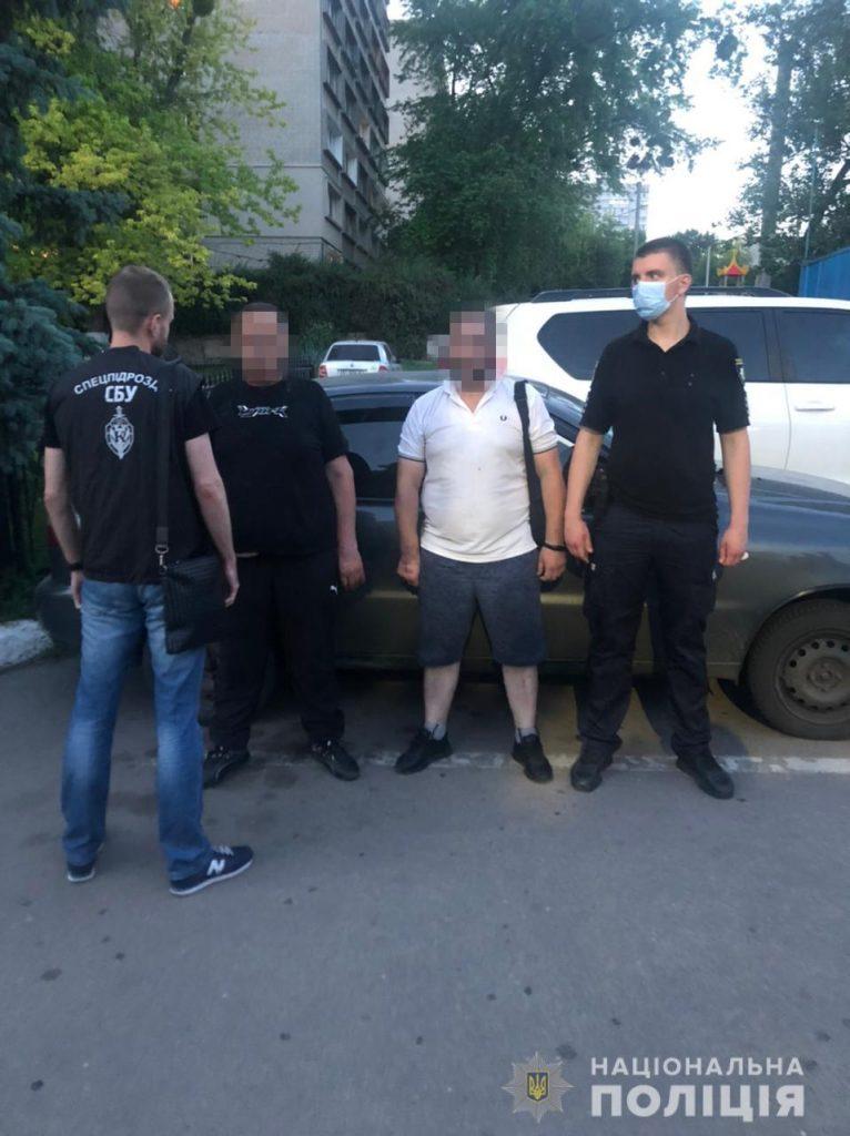 В Харькове задержали  иностранцев-грабителей. Новости Харькова