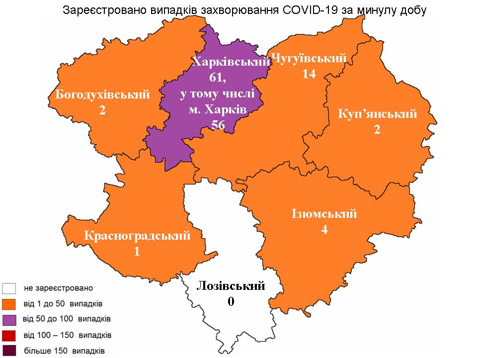 Новости Харькова: Коронавирус собирает жертвы