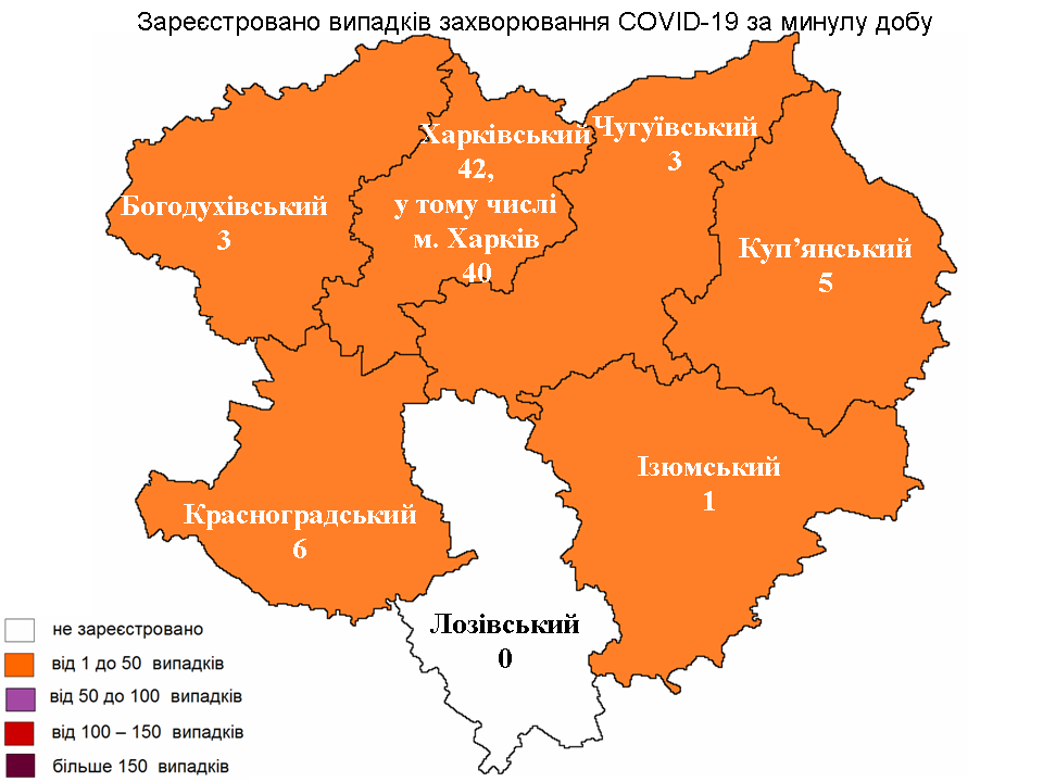 Новости Харькова: За сутки коронавирус забрал 9 жизней харьковчан