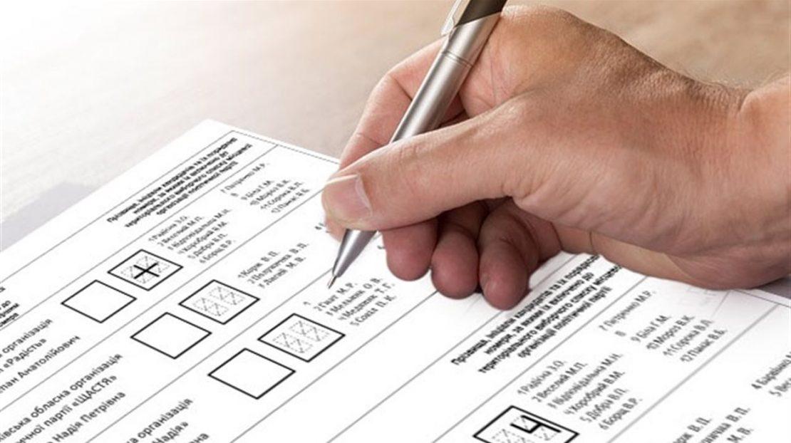 В Чугуеве переплатили за избирательные бюллетени. Новости Харькова