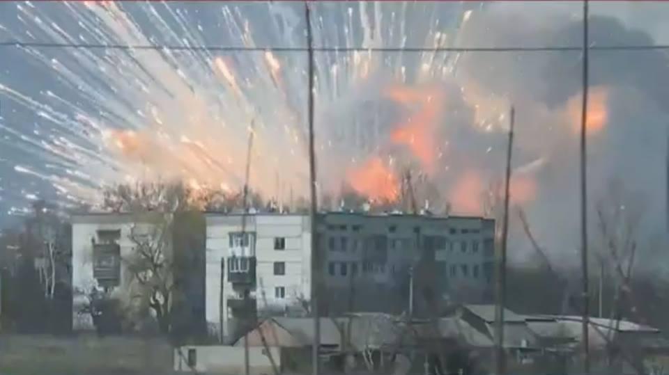 Новости Харьков: Халатность командира привела к взрывам в Балаклее
