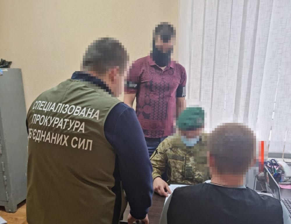 Новости Харькова: В ряды Харьковского погранотряда проник кладмен
