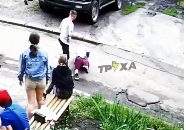 В Харькове копы разыскивают избившего девушку. Новости Харькова