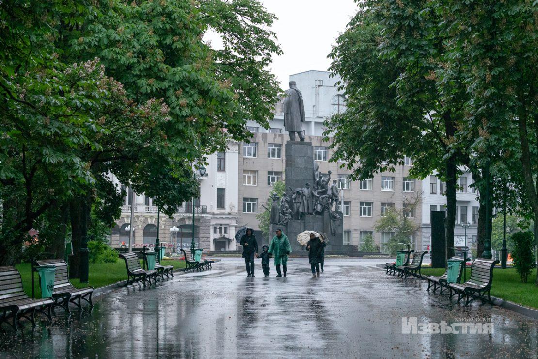 Новости Харькова: Зонтики не прячем, снова прогнозируют дождь