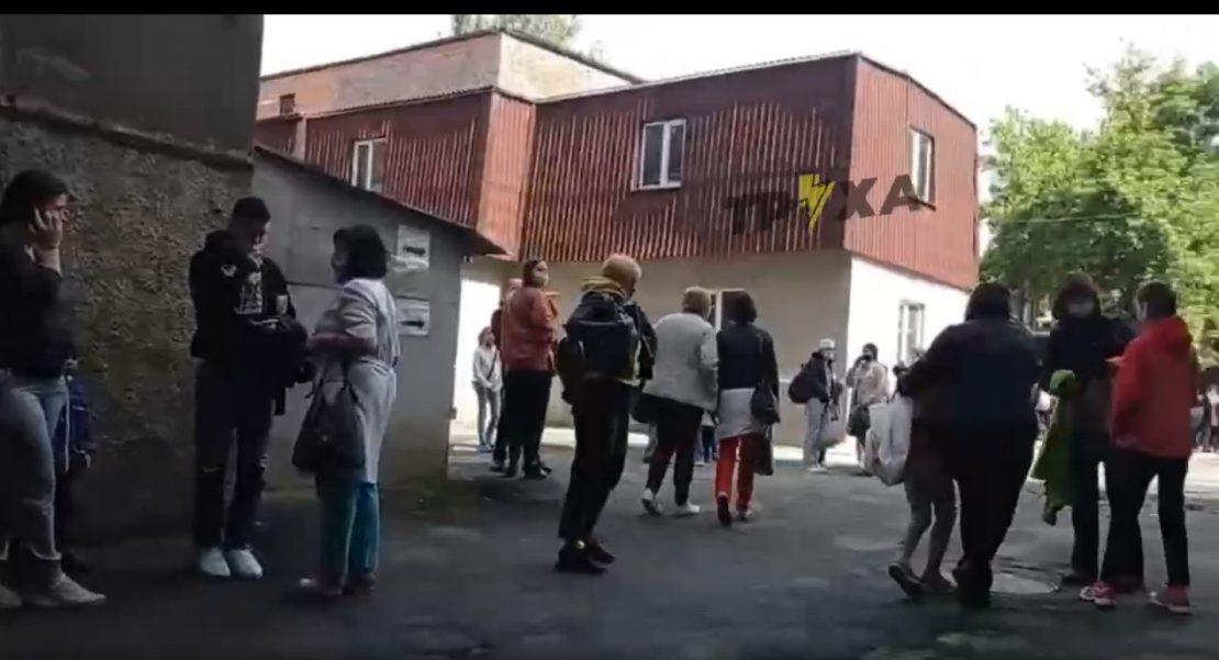 """Новости Харькова: В Харькове очередное """"минирование"""""""