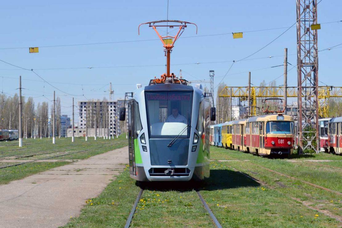 Новости Харькова: 12 трамвай изменит маршрут