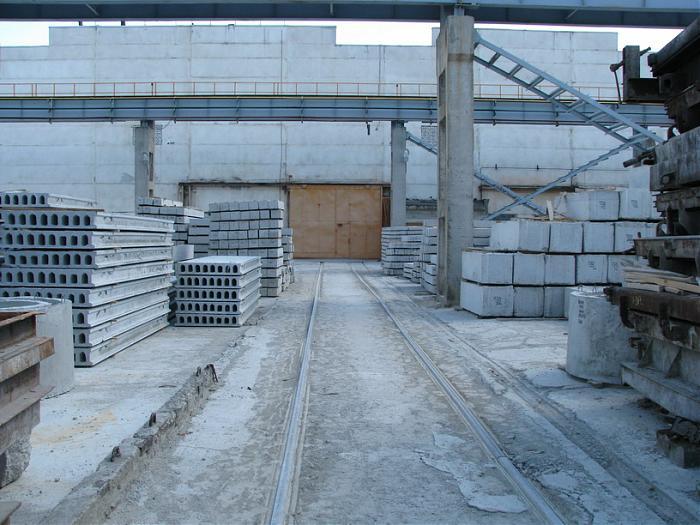 Терехов посетил Слобожанский комбинат строительных материалов