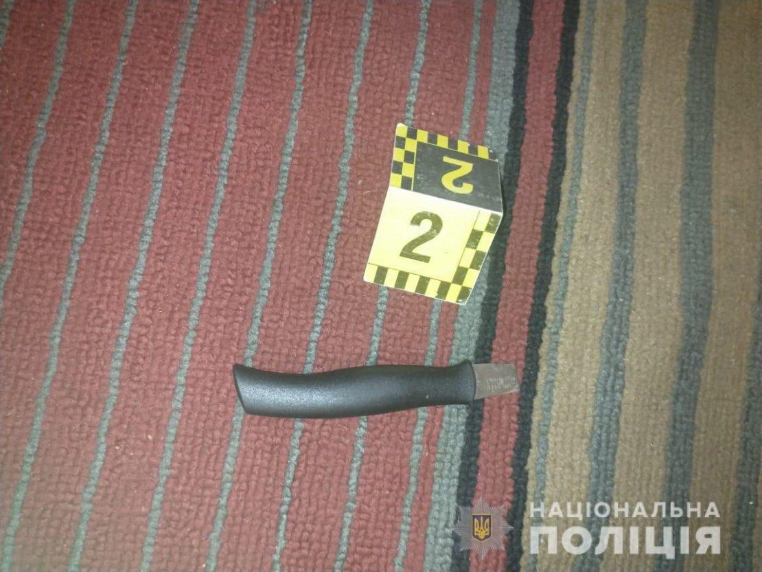 Новости Харькова: мужчина ударил ножом бывшую жену