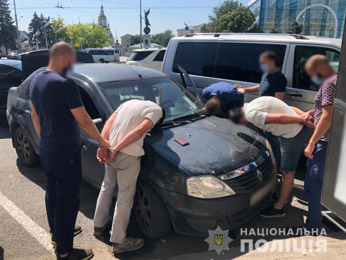Новости Харькова: Банду квартирных воров взяли в день кражи