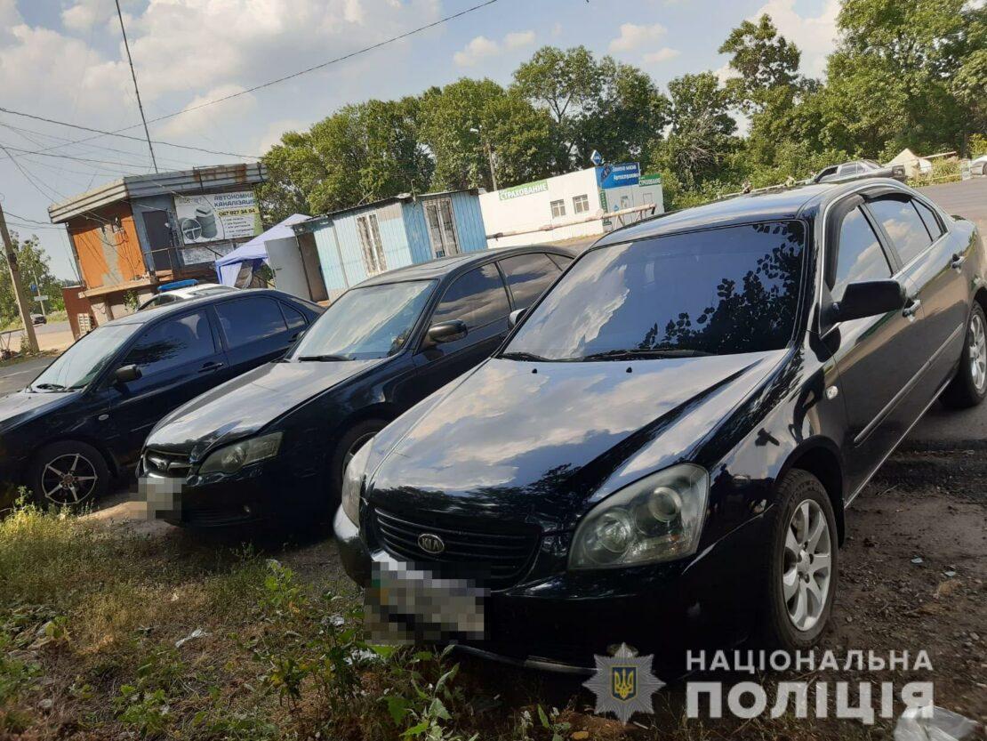 Новости Харькова: сын угнал машину своей матери