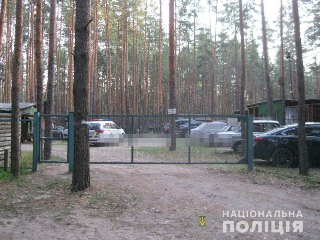 Новости Харькова: Поножовщина на базе отдыха в Осколе